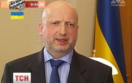 Украина остановит любимый шантаж России с газом - Турчинов
