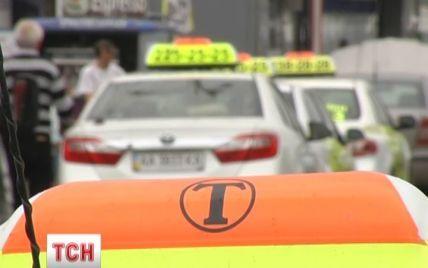 В Киеве только один из десяти таксистов имеет разрешение на перевозку пассажиров