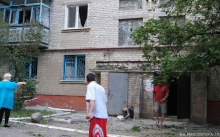 В Славянске артиллерийский снаряд попал в многоэтажку: есть погибшие - СМИ