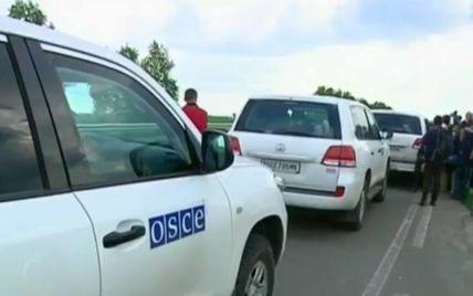 На Донетчине бесследно исчезли четыре наблюдателя ОБСЕ