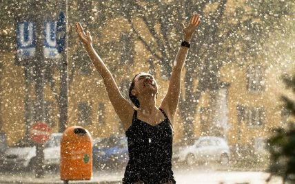 В Украину возвращается жара, но продолжатся дожди