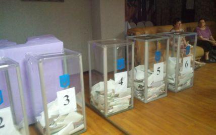 На выборы пришли 60,44% украинцев