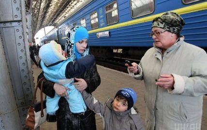 ООН насчитала уже 10 тысяч внутренних беженцев среди украинцев