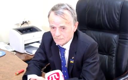 Джемилев не поедет в Крым из-за угрозы открытых противостояний