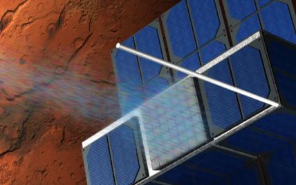 Президент російської космічної компанії закликає подумати про переселення на Марс