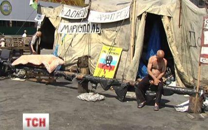 Кличко призывал разобрать майдановские баррикады