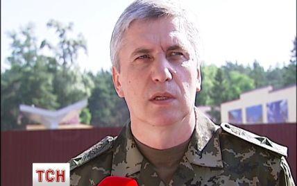 На українському кордоні готуються до нових атак терористів