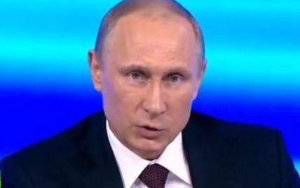 Путін назвав Крим місцем відпочинку для бідних туристів, а Сочі – для багатих
