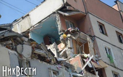 В Николаеве из-за взрыва в многоэтажке погибли два человека