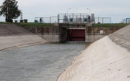 Оккупанты разрушили Крымский канал, пытаясь украсть воду - Одарченко