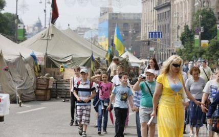 На День Киева решили перекрыть половину столицы и отменить часть концертов