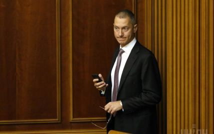 ТСН просит Администрацию Президента объяснить причину визита председателя Апелляционного суда на Банковую