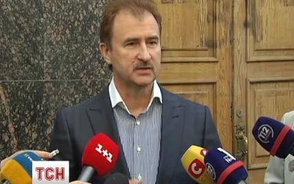 Екс-голова КМДА Попов не ховається від суду та вважає свою справу політичною