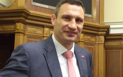 На посту мэра Кличко первым делом взялся за кадры