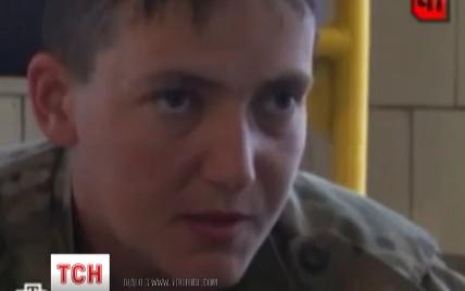 Сестра пленной летчицы-офицера предполагает, что Надежду держат донские казаки в Донецке