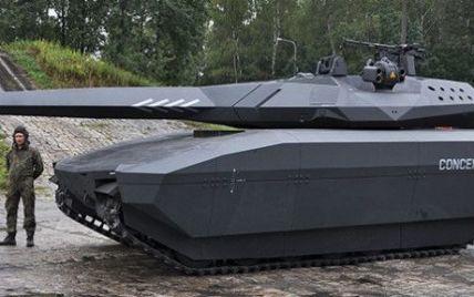 """Поляки показали свой новейший """"фантастический"""" танк-невидимку"""