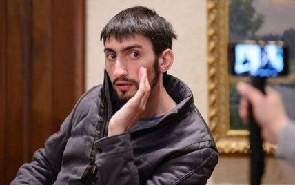 """У Харкові з-за ґрат випустили одіозного """"Топаза"""""""