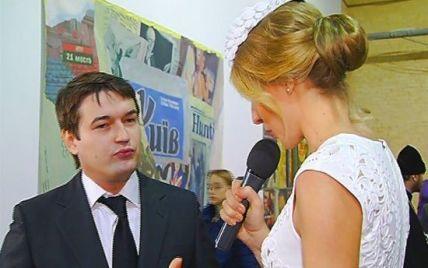 Андрей Ющенко поздравил экс-жену со вторым замужеством по телефону