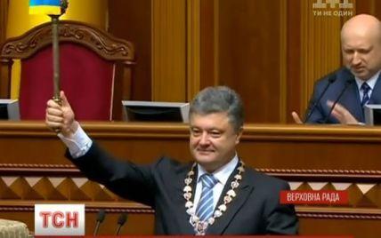 Порошенко: главная задача - уничтожить коррупцию в Украине