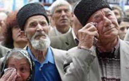 В Симферополе крымским татарам не дали провести акцию-реквием: люди боятся провокаций