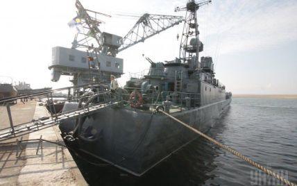 """Корабель """"Кіровоград"""" повернувся в Одесу з російського полону"""