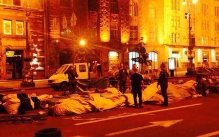 В соцсетях утверждают, что на Майдане начали убирать палатки