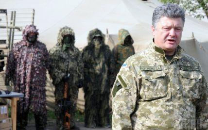 """Порошенко переконаний, що переговори треба вести зі """"справжніми господарями Донбасу"""""""
