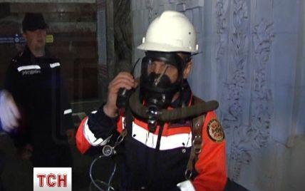 """Ночью пожарные устроили """"чрезвычайную ситуацию"""" в столичном метро"""