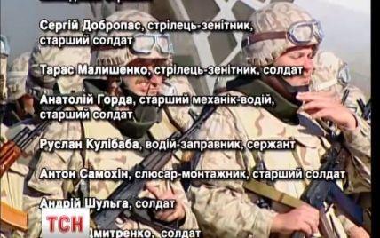 В сбитом террористами Ил-76 погибли ребята со всей Украины (полный список)