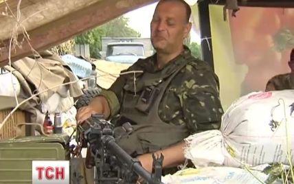 """На пограничном пункте """"Мариновка"""" силовики уничтожили 15 террористов"""