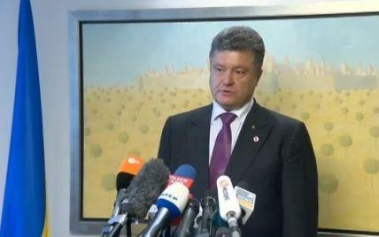 Порошенко обещает Украине децентрализацию власти по образцу Польши
