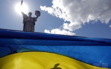 """В Киеве монумент """"Родина-мать"""" хотят украсить национальным гербом Украины"""