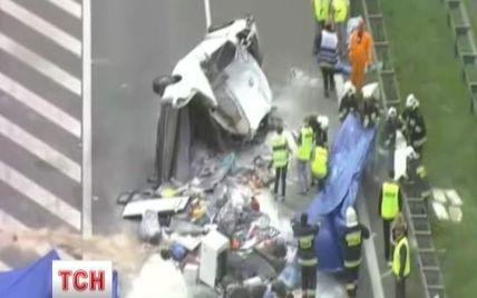 В автобусе, который попал в кровавую аварию в Польше, ехали жители Прикарпатья