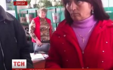 В Донецке прокуратура занялась водителем трамвая, которая незаконно собирает подписи за сепаратизм