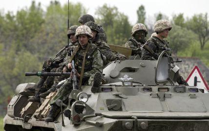 В МВД сообщили о пятерых нацгвардейцах, которые погибли на Востоке Украины за время проведения АТО