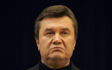 Янукович розповів, чому не вийшов до українців під час Євромайдану