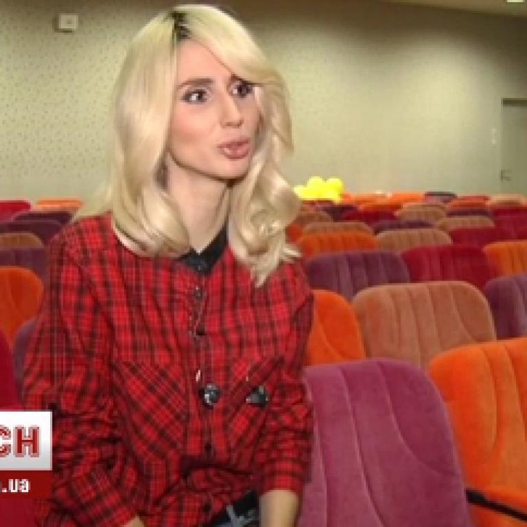 Лобода заявила, что в случае необходимости отпустит мужа на войну