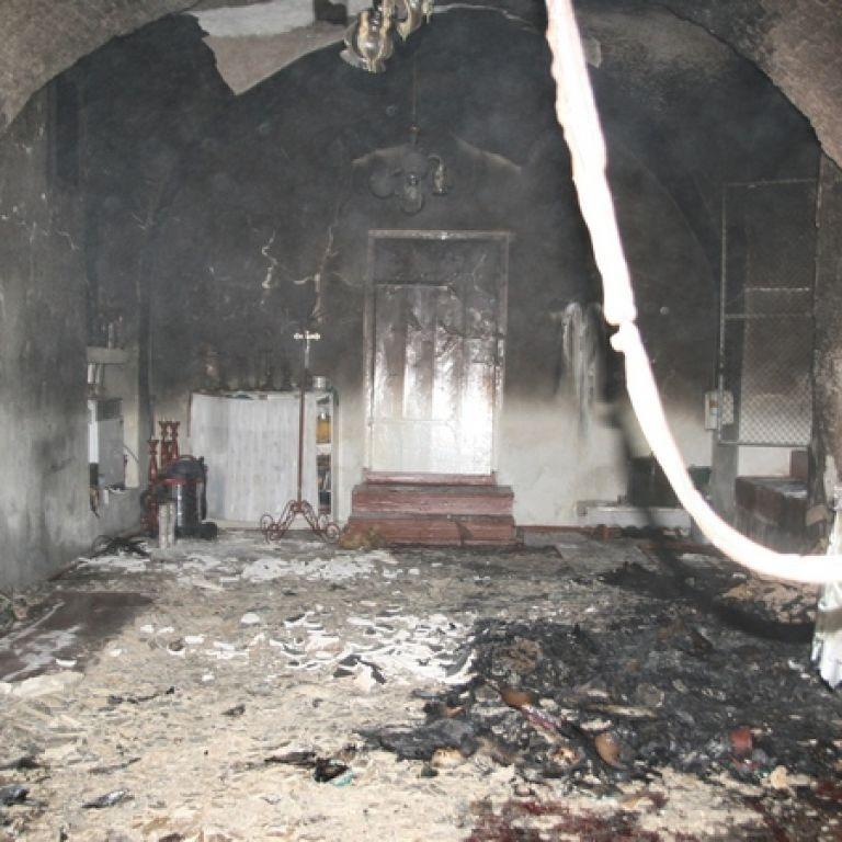 Палієм церков на Тернопільщині виявився рецидивіст з Донбасу