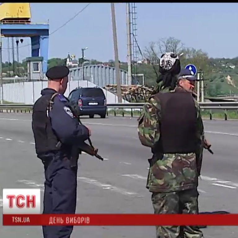 В день выборов милиция объединится с самообороной, а ГАИ - с Автомайданом