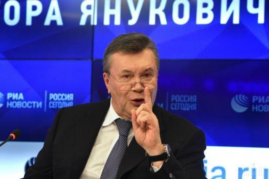 Суд разрешил заочный арест Януковича по делу о расстрелах на Майдане