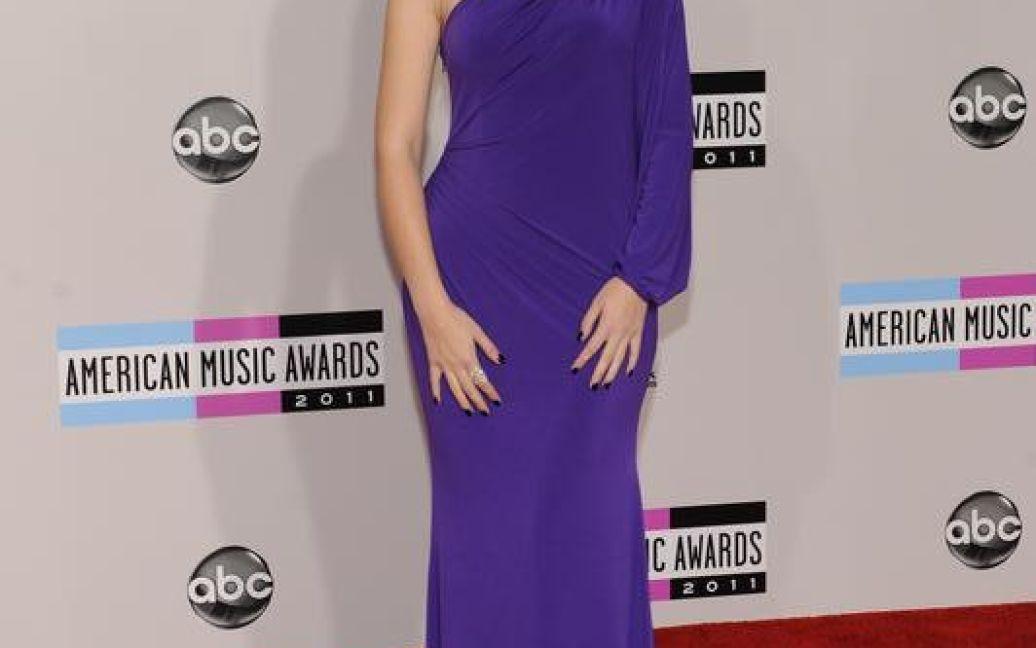 Міка Ньютон на American Music Awards / © прес-служба