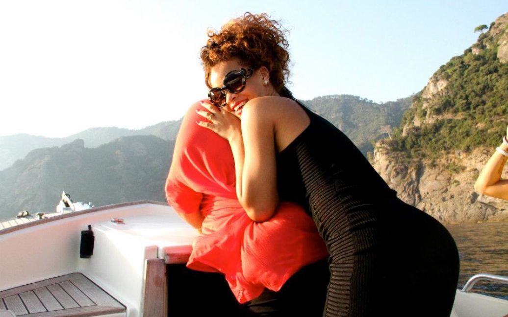 Ріанна відпочиває в Італії / © Facebook
