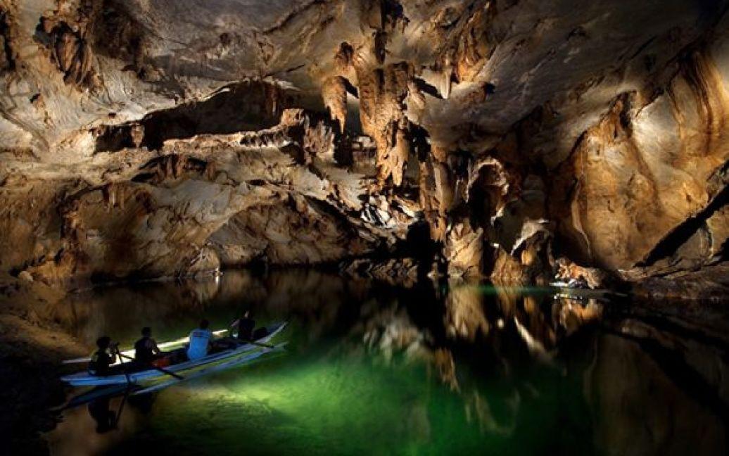 Підземна річка Пуерто Принцеса / ©