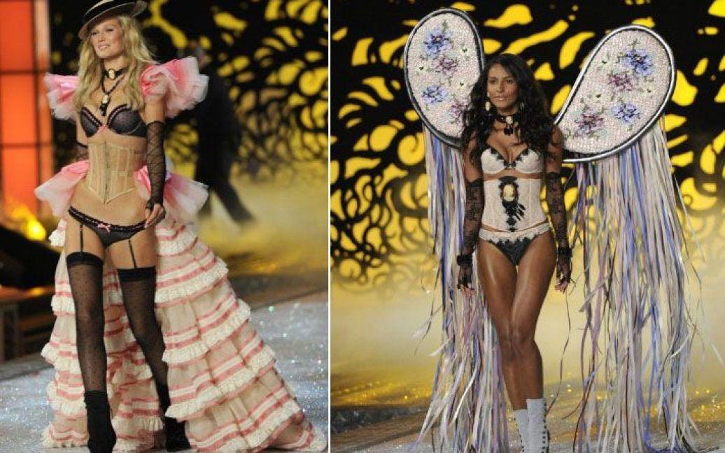Шоу Victoria's Secret / © AFP