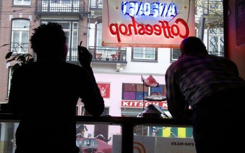 У країні працює 200 кофешопів / ©