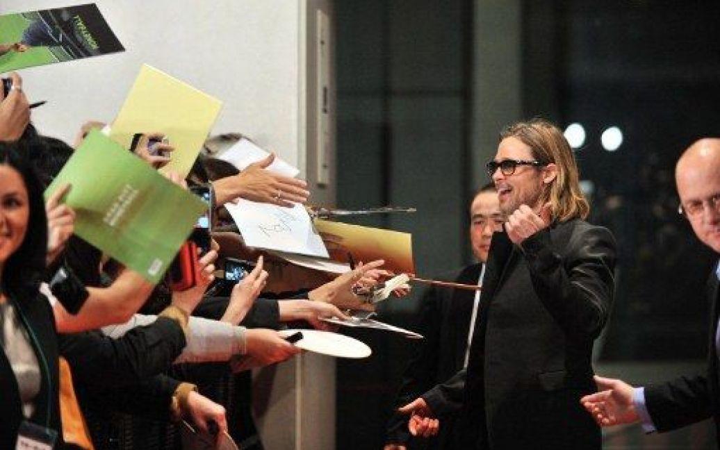 Через три роки актор подумує покинути кіно / © AFP