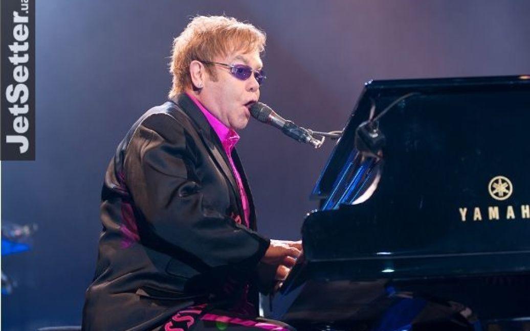 У Києві відбувся концерт Елтона Джона / © jetsetter.ua