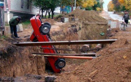 На додачу до дурнів і доріг в Росії знайшли третє лихо