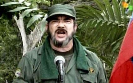 Новим лідером колумбійських бойовиків став товариш Тимоченко