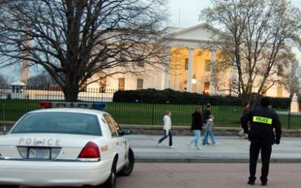 Секретна служба США повідомила про обстріл Білого дому